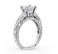 Kirk Kara  K138S Engagement Ring