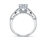 Kirk Kara  K156R Engagement Ring
