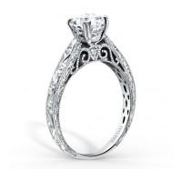 Kirk Kara  K161ENR Engagement Ring