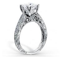 Kirk Kara  K161ESL Engagement Ring