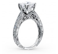 Kirk Kara  K161ES Engagement Ring