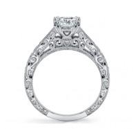 Kirk Kara  K170S Engagement Ring