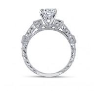 Kirk Kara  K175R Engagement Ring