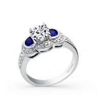 Kirk Kara  SS6223-S Engagement Ring