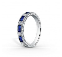 Kirk Kara  SS6685B Wedding Ring
