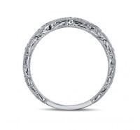 Kirk Kara  SS6685DB Wedding Ring