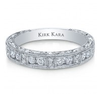Kirk Kara  SS6726B Wedding Ring