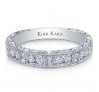 Kirk Kara  SS6726B Wedding Ring