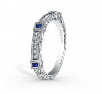 Kirk Kara  SS6757-B Wedding Ring