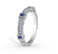 Kirk Kara  SS6757-B Wedding Ring