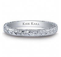 Kirk Kara  SS6765B Wedding Ring