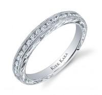 Kirk Kara  SS6766B Wedding Ring