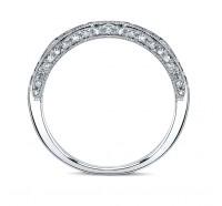Kirk Kara  SS6852SB Wedding Ring