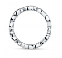 Kirk Kara  SS6967-BS Wedding Ring