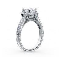 Kirk Kara  SS6996-R Engagement Ring