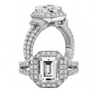 Jack Kelege  KGR1007 Engagement Ring