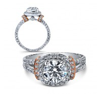 Jack Kelege  KGR1008 Engagement Ring