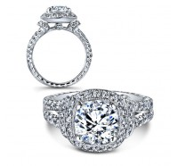 Jack Kelege  KGR1009 Engagement Ring