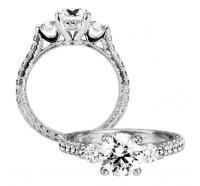 Jack Kelege  KGR1041 Engagement Ring