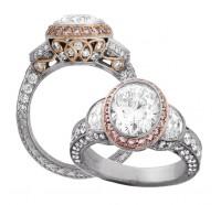 Jack Kelege  KPR331 Engagement Ring