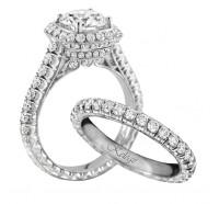 Jack Kelege  KPR537 Engagement Ring