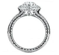 Jack Kelege  KPR538OV Engagement Ring