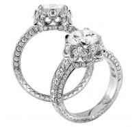 Jack Kelege  KPR541 Engagement Ring