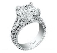 Jack Kelege  KPR587-1 Engagement Ring