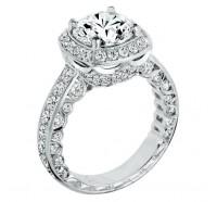 Jack Kelege  KPR622 Engagement Ring