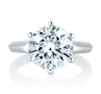A.JAFFE ME1560 Engagement Ring