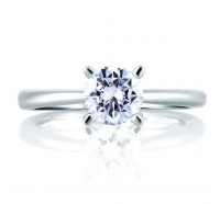 A.JAFFE ME1585 Engagement Ring