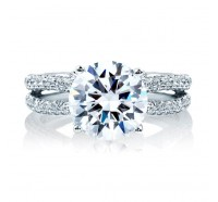 A.JAFFE ME1631 Engagement Ring