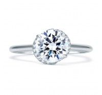 A.JAFFE ME1848Q Engagement Ring