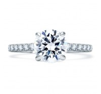 A.JAFFE ME1850Q Engagement Ring
