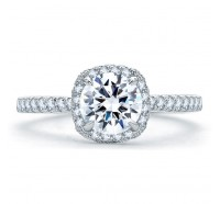 A.JAFFE ME1860Q Engagement Ring