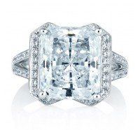 A.JAFFE MES403 Engagement Ring