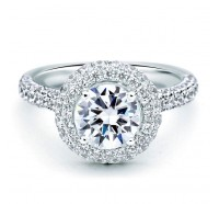 A.JAFFE MES531 Engagement Ring