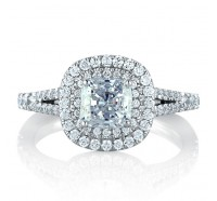 A.JAFFE MES574 Engagement Ring