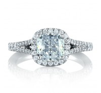 A.JAFFE MES576 Engagement Ring