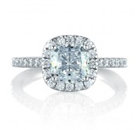 A.JAFFE MES577 Engagement Ring