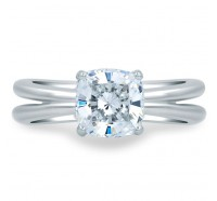 A.JAFFE MES678 Engagement Ring