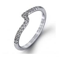 Simon G  CR136B Wedding Ring