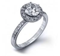 Simon G  DR140 Engagement Ring