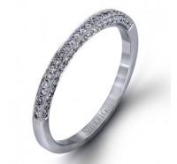 Simon G  DR140B Wedding Ring