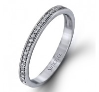 Simon G  DR155B Wedding Ring