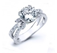 Simon G  DR157 Engagement Ring