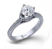 Simon G  DR167 Engagement Ring
