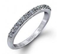 Simon G  DR179B Wedding Ring