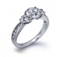 Simon G  DR184 Engagement Ring