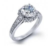 Simon G  DR201 Engagement Ring
